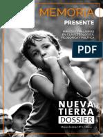 Dossier Memoria NUEVA TIERRA