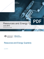 Resources and Energy Quarterly June 2018
