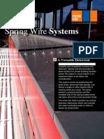 Spring Wire Bird Deterrent - PDF