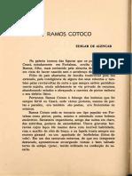 Ramos Cotoco Edigar de Alencar