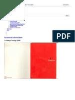 Catálogo Omega 1960 - Tecnología - Relojes Suizos