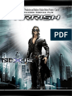 Case on 'Krrish'