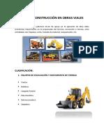 Tecnicas y Equipos de Construcción en Obras Viales (1)