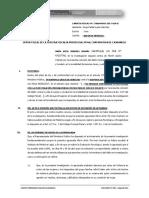 QUEJA DE DERECHO. Maria Anita Terrones Huaman. caso Daño Psiquico..docx