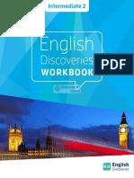 Intermediate 2 - Workbook Jose Heredia 3 y 4