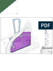 Plankaart Ontwerpbestemmingsplan Bedrijventerrein Vredebest 155414-BP-1 D3 (18!06!2009)