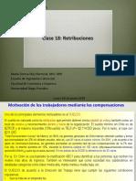 Clase 18 Ju310518 Retribuciones