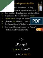 01 Introduccion Pentateuco