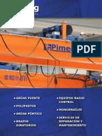 Catalogo Informativo Pimeg
