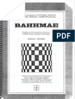 Manual Bahame