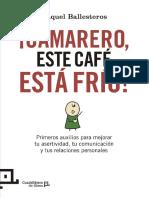 ¡Camarero Este Café Esta Frio - Raquel Ballesteros (Incompleto)