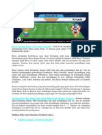 Bursa Taruhan Rusia vs Kroasia 8 Juli 2018