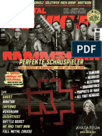 Metal Hammer Germany Juni 2017