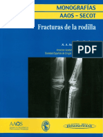 fracturas de la rodilla