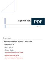 C 5-Highway Construction