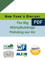 Dirty Buildings Report