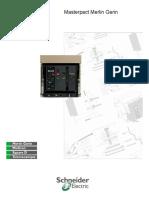 Masterpact M Instruction Sheet1