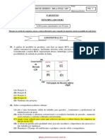 Prova ADM Esfcex 2006