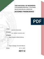 Monografía de Gestión Financiera Cap5