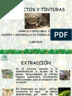 Capacitacion Extractos y Tinturas