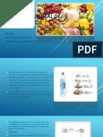 Análisis Proximal de Los Alimentos