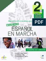 Nuevo Espanol en Marcha A2 - Cuaderno