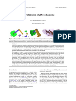 3Dfabricationof2D