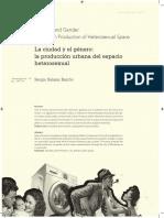 La ciudad y el género.pdf
