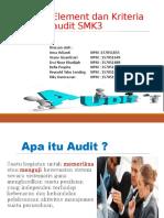Element Dan Kriteria Audit SMK3-Audit 5-6