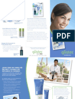 Home Glistr Prod v Es GLISTERConsumerFlier