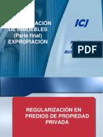 Regularización de Inmuebles (Parte Final)
