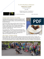 June 2018 Volunteer Flyer