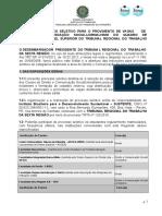 Edital Para Abertura Do Certame Estagiarios Seqp Direito Jornalismo Ultima Versao