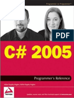 Wrox - CSharp 2005 Programmers Reference.pdf