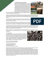 Conflicto Armado Interno en La Historia Reciente de Guatemala