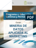 Curso Mineria de Datos Aplicada Al Marketing v18.2