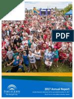 City of Fort St John 2017 Annual