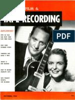 Tape Recording 1954 10