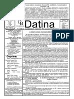 Datina - 03.07.2018