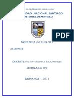 Informe Final de Concreto B1 2018