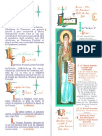 Calendar Creștin-Ortodox 2018 (Arhiepiscopia Craiovei, Mitropol
