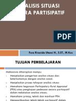 ANALISIS SITUASI SECARA PARTISIPATIF (1).ppt