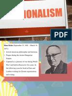 Report Nationalism