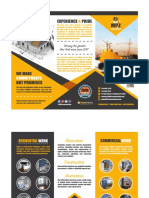 MPZ Construction Inc Brochure