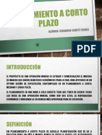 Planeamiento a corto plazo-Mineria Superficial.pptx