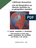 o ensino da geografia e as mudanças recentes no espaço geográfico mundial.pdf