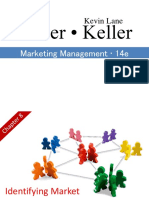 Chapter 8 Identifying Market Segments and Targets