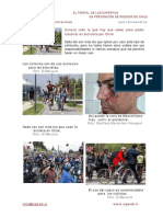 Conoce Todo Lo Que Hay Que Saber Para Poder Transitar en Bicicleta Por Chile