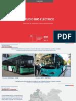 Presentación Estudio Evaluación Bus Eléctrico Satisfacción Usuarios (Resumen)