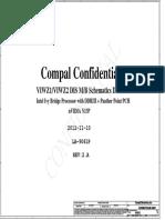 Compal La-9061p r2.a Schematics
